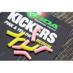 KORDA KICKERS LARGE PINK & YELLOW