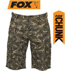FOX CHUNK LIGHTWEIGHT CARGO SHORTS CAMO TALLA XL