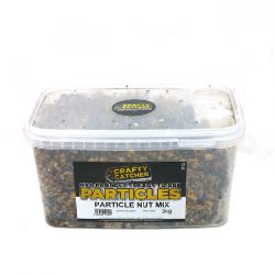 CRAFTY CATCHER PARTICLE NUT MIX 3 KG