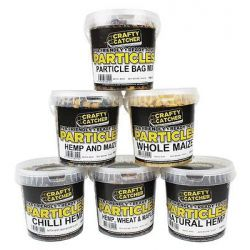 CRAFTY CATCHER WHOLE MAIZE WITH CHILLI & GARLIC 1,1 LITROS