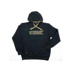 FOX CHUNK BLACK CAMO HOODY TALLA S