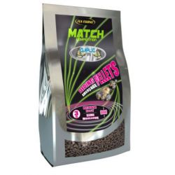 FUN FISHING FEEDING PELLETS GARLIC 3 MM - 1 KG