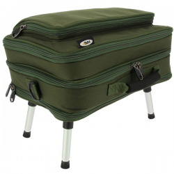 NGT TWO TIER ANGLERS BOX CASE SYSTEM