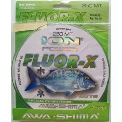 AWA-SHIMA ION POWER FLUOR-X 0,60 MM - 250 M