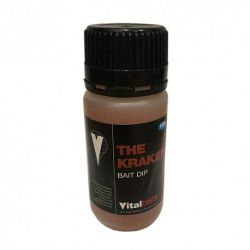 VITAL BAITS BAIT DIP THE KRAKEN - 250 ML
