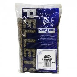 COPDOCK MILL SINKING PELLETS HEMP 4 MM - 1 KG