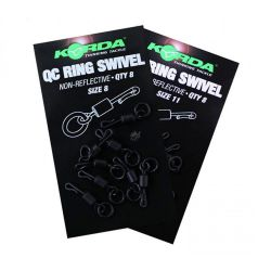 KORDA KWIK CHANGE SWIVEL Nº 8 RING