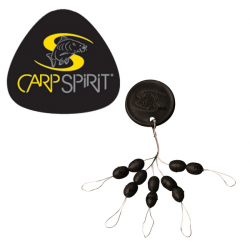 CARP SPIRIT STOP FLOAT NOIR