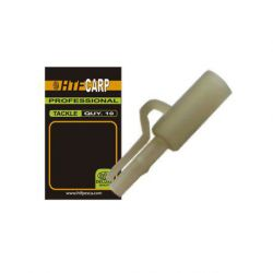 HTF CARP SAFETY LEAD CLIP TRANSLUCENT BROWN