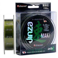 JINZA MAKI 2500 MT - 0,35 MM - 10,900 KG