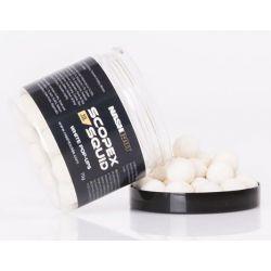 NASH SCOPEX SQUID WHITE POP UPS 15 MM