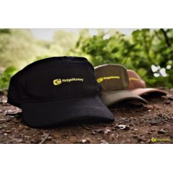 RIDGEMONKEY 5 PANEL CAP BROWN