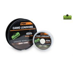 FOX CAMO LEADCORE 45 LB DARK CAMO 7 M