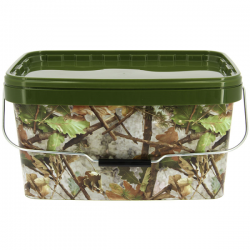 NGT CUBO SQUARE CAMO 12 ,5 L