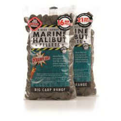 DYNAMITE PELLETS MARINE HALIBUT 21 MM 1 KG