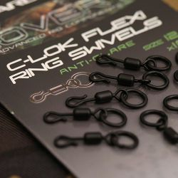 GARDNER COVERT C-LOCK FLEXI RING SWIVELS Nº 12