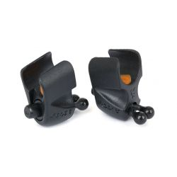FOX BLACK LABEL ADJUSTABLE ROD LINE CLIPS