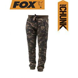 FOX CHUNK LIMITED EDTION CAMO LINED JOGGERS LARGE