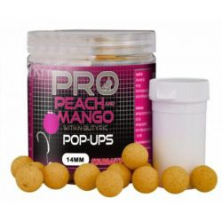 STARBATIS PRO PEACH & MANGO POP UPS 14 MM