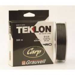 GRAUVELL TEKLON CARP 0,35 MM - 1200 M - 13,300 KG