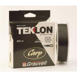 GRAUVELL TEKLON CARP 0,40 MM - 1200 M - 16,200 KG