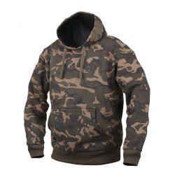 FOX CHUNK CAMO LIMITED EDITION LINED HODDIE LARGE